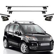 Rack Thule Travessa de Teto Smart 794 Citroen C3 Picasso 2011 12 13 14 15 16 17