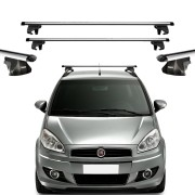 Rack Thule Travessa de Teto Smart 794 Fiat Idea 2006 07 08 09 10 11 12 13 14 15 16