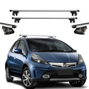 Rack Thule Travessa de Teto Smart 794 Honda Fit Twist 2012 13 14 15