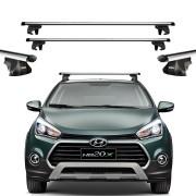 Rack Thule Travessa de Teto Smart 794 Hyundai Hb20x 2013 14 15 16 17 18 19