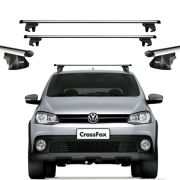 Rack Thule Travessa de Teto Smart 794 Volkswagen Crossfox 2010 11 12 13 14 15 16 17