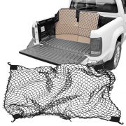 Rede Elástica de Caçamba Para Contenção de Bagagem CargoFix Big CargoNet Universal Volkswagen Amarok