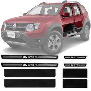 Soleira Resinada Premium Renault Duster 2011 12 13 14 15 16 17 18 19 20 21 8 Peças