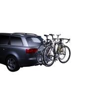 Suporte Transbike Bicicleta Para Engate Transbike Thule HangOn 3 3 Bicicletas