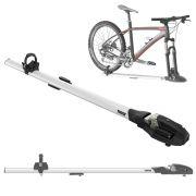 Suporte Transbike Para 1 Bicicleta Para Rack Teto Thule ThruRide 565 Universal