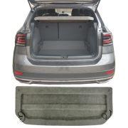 Tampão Porta Malas Volkswagen T-Cross TCross 2019 20 Com Revestimento de Carpete e Hastes de Fixação