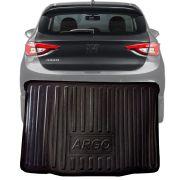 Tapete Bandeja Porta Malas Com Borda Elevada Fiat Argo 2017 18 19