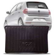 Tapete Bandeja Porta Malas Com Borda Elevada Volkswagen Fox 2016 17 18 19