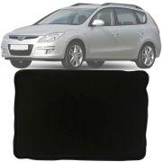 Tapete Bandeja Universal Série 3 Porta Malas Com Borda Elevada de 3,5cm Hyundai I30Cw 2009 10 11 12