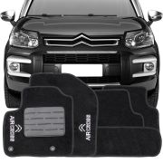 Tapete Carpete Tevic Citroen Air Cross Aircross 2010 11 12 13 14 15 16 17 18