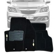 Tapete Carpete Tevic Chevrolet Onix 2012 13 14 15 16 17 18