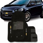 Tapete Carpete Tevic Chevrolet Sonic 2012 13 14 15