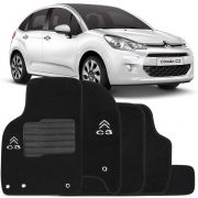 Tapete Carpete Tevic Citroen C3 2013 14 15 16
