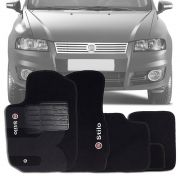 Tapete Carpete Tevic Fiat Stilo 2003 04 05 06 07 08 09 10