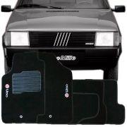 Tapete Carpete Tevic Fiat Uno 1985 Até 2010