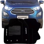 Tapete Carpete Tevic Ford Nova Ecosport 2018 Em Diante