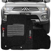 Tapete Carpete Tevic Mitsubishi Pajero Dakar 2015 16
