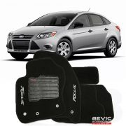 Tapete Carpete Tevic Ford New Focus 2013 14 15 16 17
