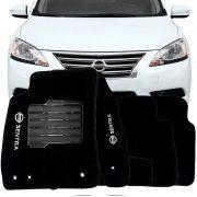 Tapete Carpete Tevic Nissan Sentra 2014 15 16 17