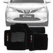 Tapete Carpete Tevic Toyota Etios 2012 13 14 15 16