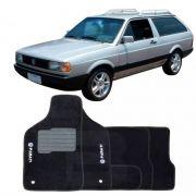 Tapete Carpete Tevic Volkswagen Gol / Voyage Parati 1987 88 89 90 91 92 93 94