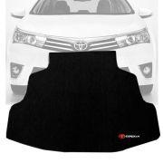 Tapete Carpete Porta Mala Tevic Toyota Corolla 2014 Em Diante