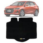 Tapete Carpete Porta Mala Tevic Chevrolet Onix Premier Hatch 2020 Em Diante