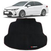 Tapete Carpete Porta Mala Tevic Toyota Corolla 2020 Em Diante