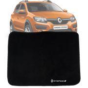 Tapete Carpete Porta Malas Bordado Renault Sandero Stepway 2020 Em Diante