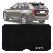 Tapete Carpete Porta Malas Tevic Confort Volvo Xc90 2015 16 17 18 19