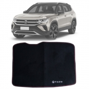 Tapete Carpete Tevic Porta Mala Volkswagen Taos 2021 Em Diante