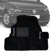 Tapete Carpete Tevic Volkswagen Virtus TSI 2019