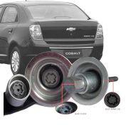 Trava Antifurto Anti Roubo Estepe Chevrolet Cobalt Sparelock Com Mais de 10.000 Segredos