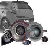 Trava Antifurto Anti Roubo Estepe Fiat Novo Palio Sporting 2011 Em Diante Sparelock Com Mais de 10.000 Segredos FT12