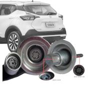 Trava Antifurto Anti Roubo Estepe Nissan Kicks R17 Sparelock Com Mais de 10.000 Segredos FT21