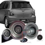 Trava Antifurto Anti Roubo Estepe Toyota Etios Hatch 2012 Em Diante Sparelock Com Mais de 10.000 Segredos FT08