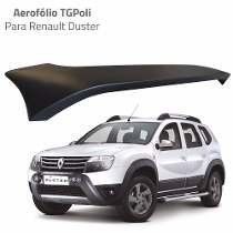 Aerofólio Poliuretano Renault Duster 2011 12 13 14 15 16 17 18 19 Sem Break Light