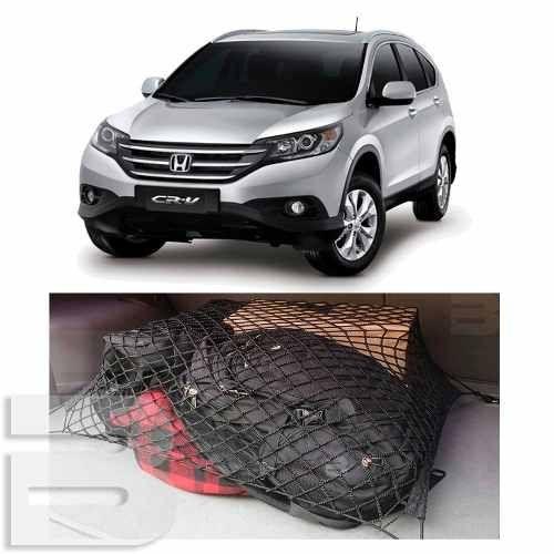 Rede Elástica com Ganchos Porta Bagagem Malas Honda Crv Cr-v 2008 09 10 11 12 13 14 15 16 17 18 19