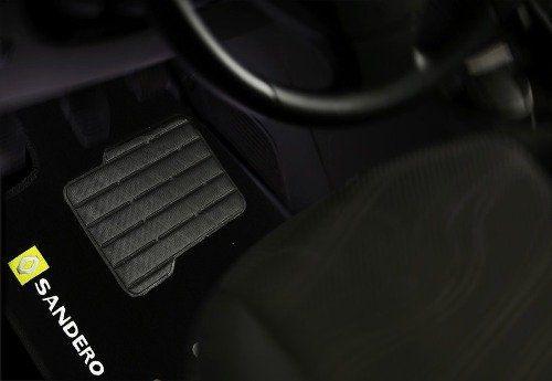 Tapete Carpete Tevic Renault Sandero 2015 16