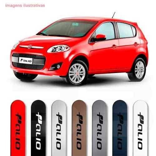 Friso Lateral na Cor Original Fiat Palio 2013 14 15 16 17 18 19