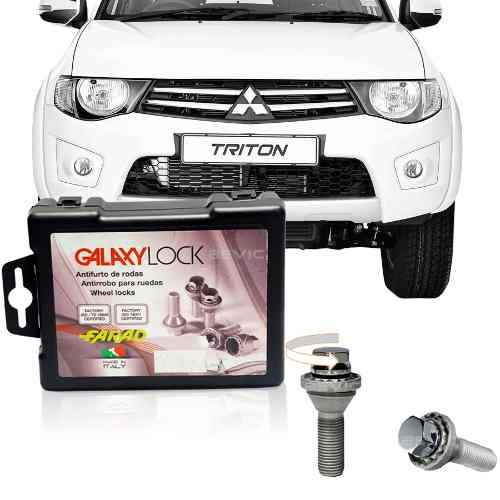 PARAFUSO TRAVA ANTI FURTO L200 TRITON GALAXYLOCK