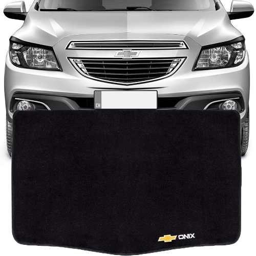 Tapete Carpete Porta Mala Tevic Chevrolet Onix 2012 A 2019