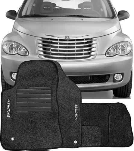 Tapete Carpete Tevic Chrysler Pt Cruizer 2000 Até 2010