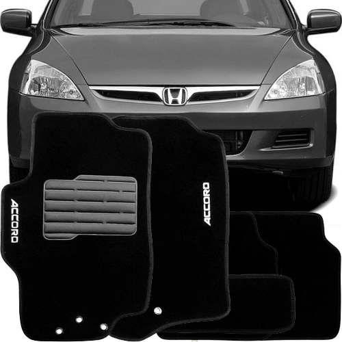 Tapete Carpete Tevic Honda Accord 2006 07 08 09 10 11