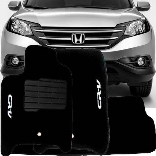 Tapete Carpete Tevic Honda Crv Cr-v 2012 13 14 15 16