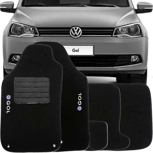 Tapete Carpete Tevic Volkswagen Gol G7 2016 17 18
