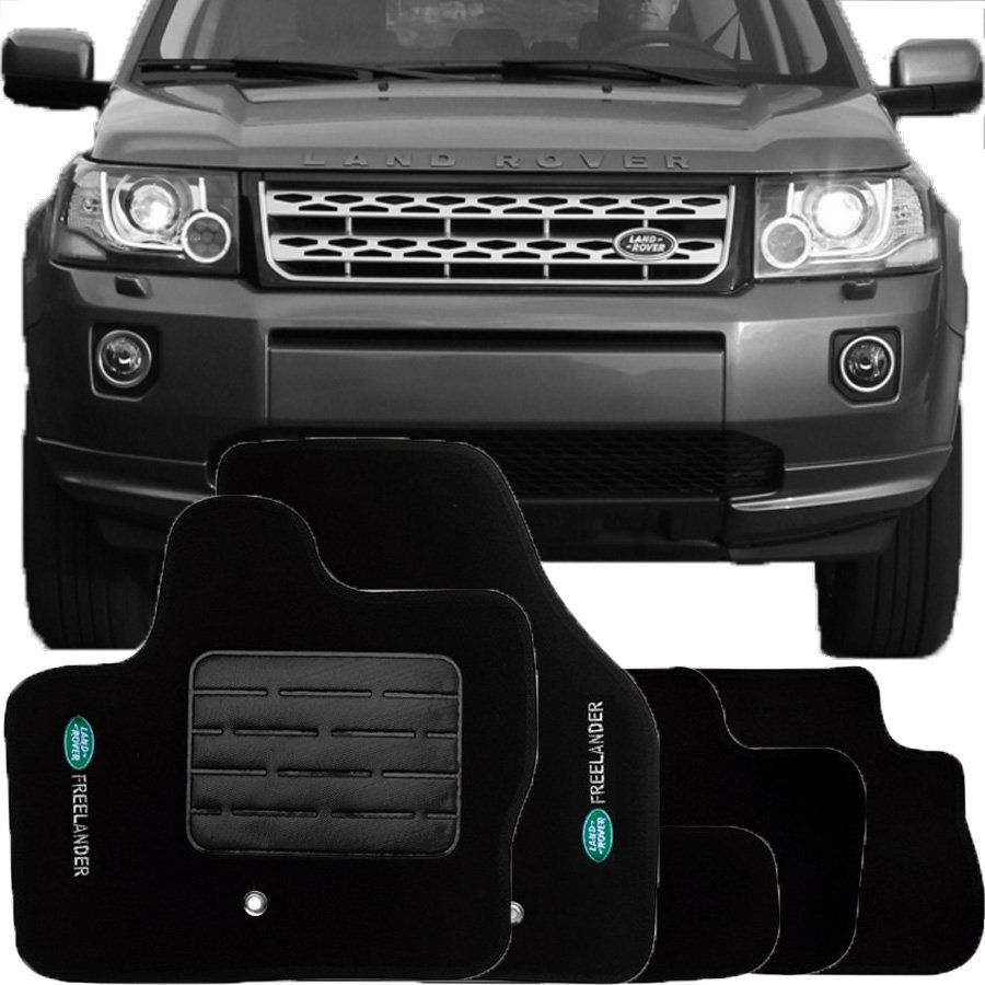 Tapete Carpete Tevic Land Rover Freelander ( Todas )