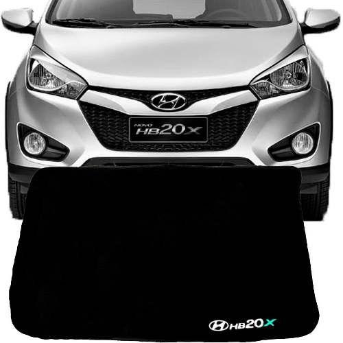 Tapete Carpete Porta Mala Tevic Hyundai Hb20x 2012 13 14 15 16 17 18 19
