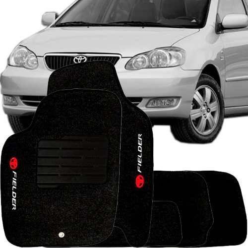 Tapete Carpete Tevic Toyota Corolla Fielder 2002 03 04 05 06 07 08 09