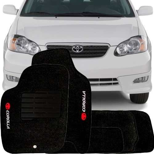 Tapete Carpete Tevic Toyota Corolla 2003 04 05 06 07 08